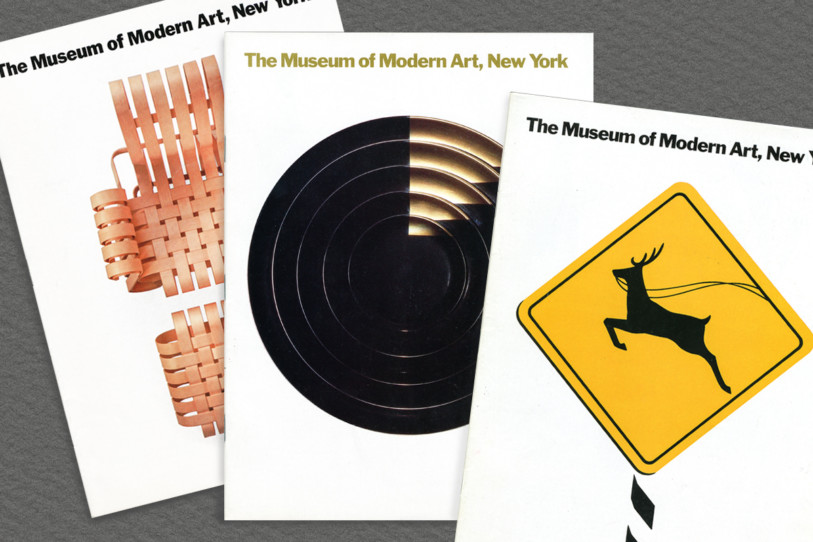 MoMA Catalogue Covers