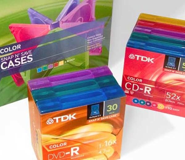 TDK Media Storage